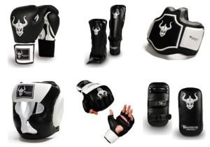 L'équipement complet du combattant . Crédits Warrior.