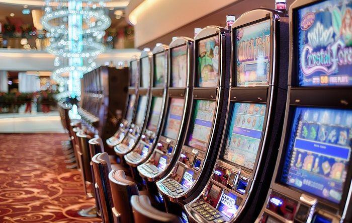 machine de jeu dans les casinos