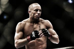 MMA Georges st pierre