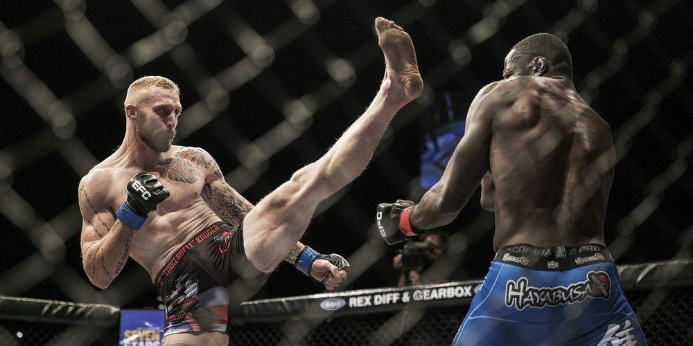 Le MMA est-il légal en France ?
