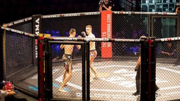 MMA Jeux Olympiques