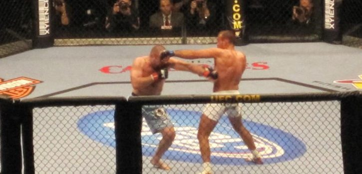 UFC Ultimate Fighting Championship MMA