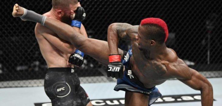 Pronostic UFC 266